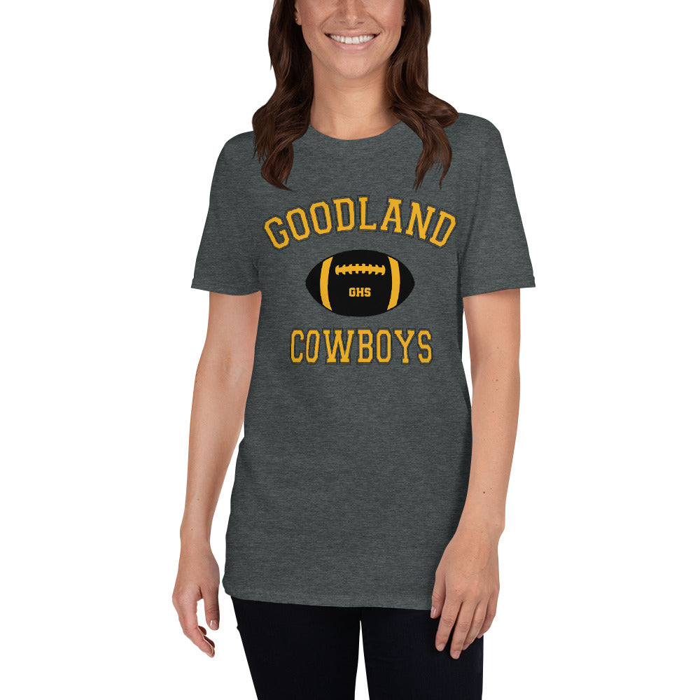 Goodland Cowboys Football - T-Shirt