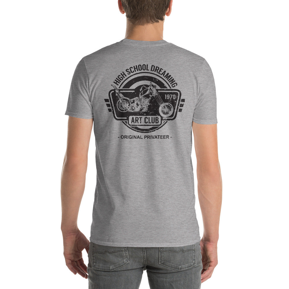 Old School Chopper Motorcycles T-Shirt