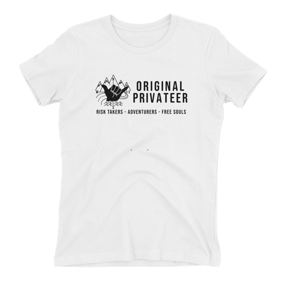 Original Privateer Shaka Life - Women's t-shirt