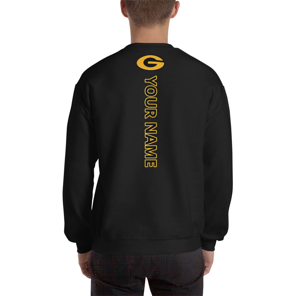 Goodland Cowboys Wrestling vertical Sweatshirt
