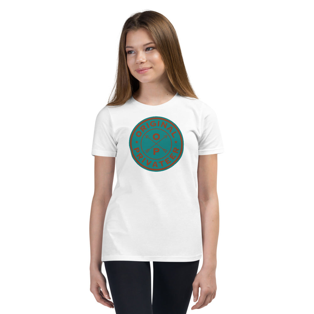 Seek Adventure Lifestyle Youth T-Shirt