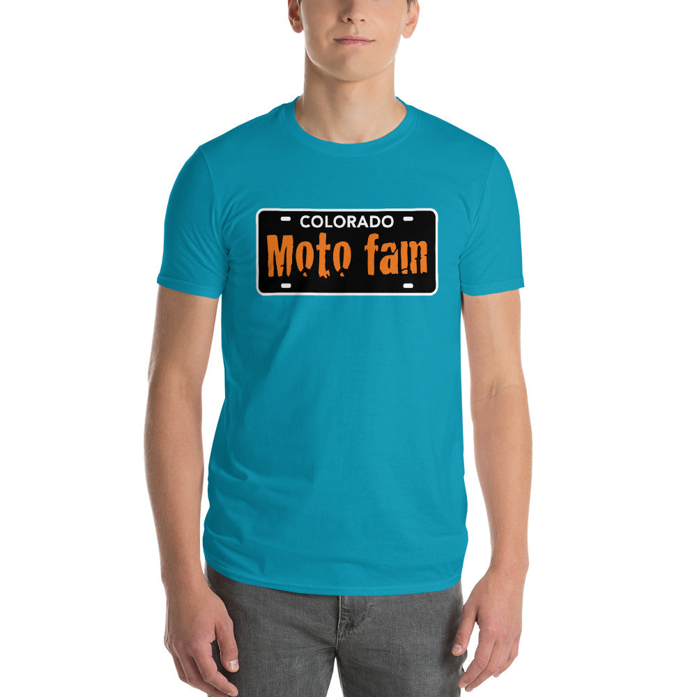 ColoradoMotoFam OR - Short-Sleeve T-Shirt