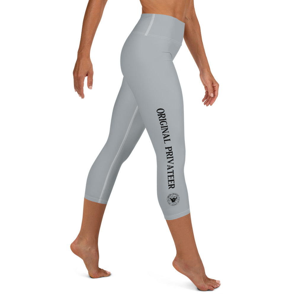Action Sports Original Privateer Yoga Capri Leggings
