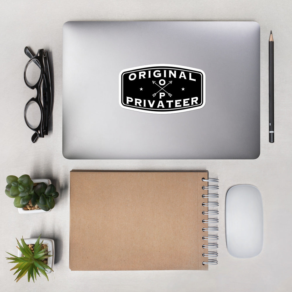 Original Privateer OP Aim - Bubble-free stickers