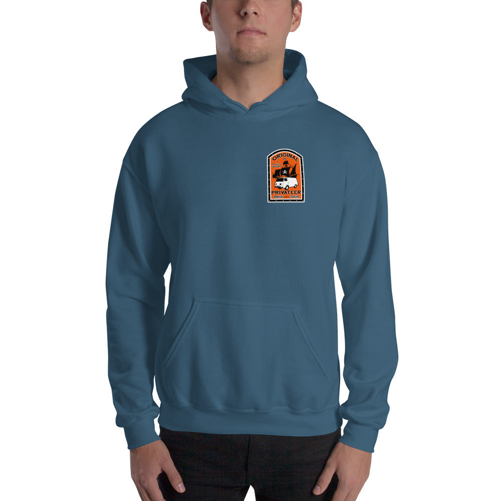 Demo Derby and StockCar Drivers - Hooded Sweatshirt