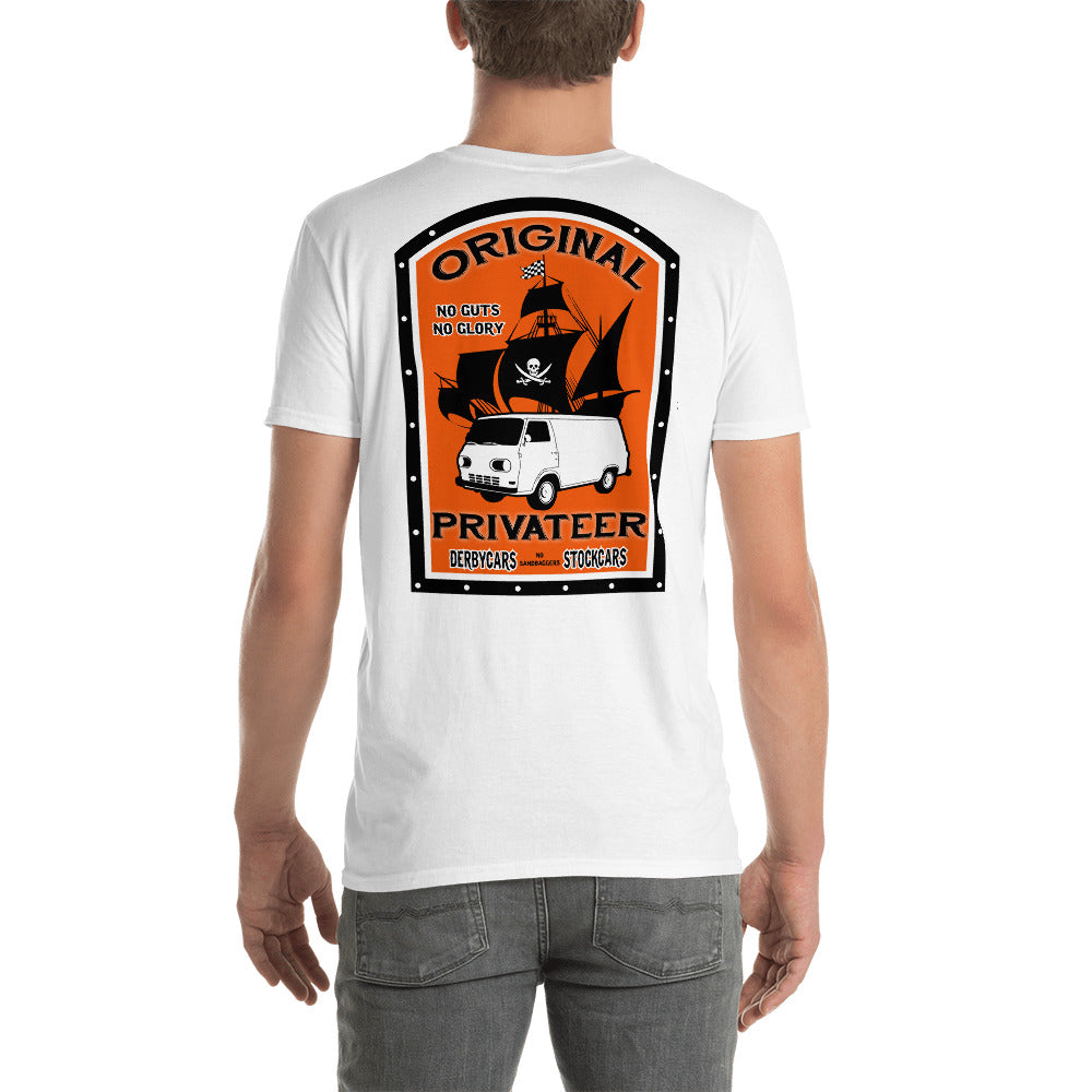 Demo Derby and StockCar Drivers -T-Shirt