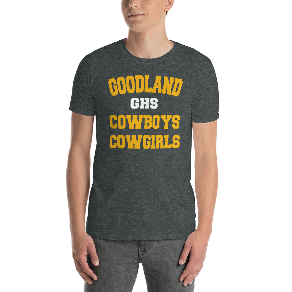 Goodland Cowboys Cowgirls GHS T-Shirt