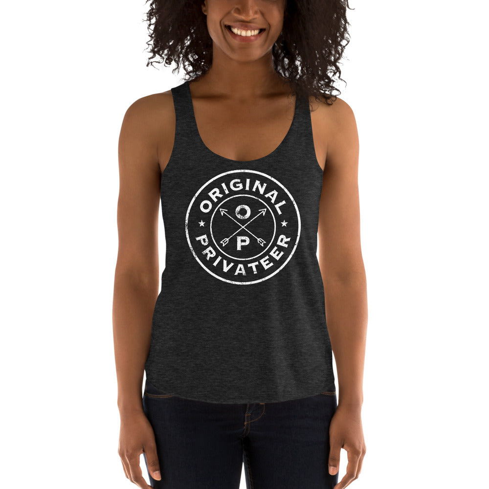 Seek Adventure Lifestyle Racerback Tank