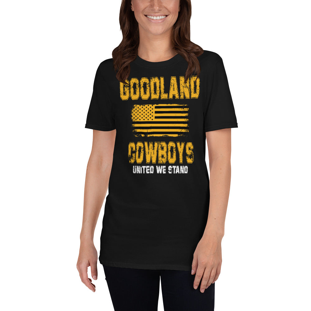 Goodland Cowboys United We Stand T-Shirt