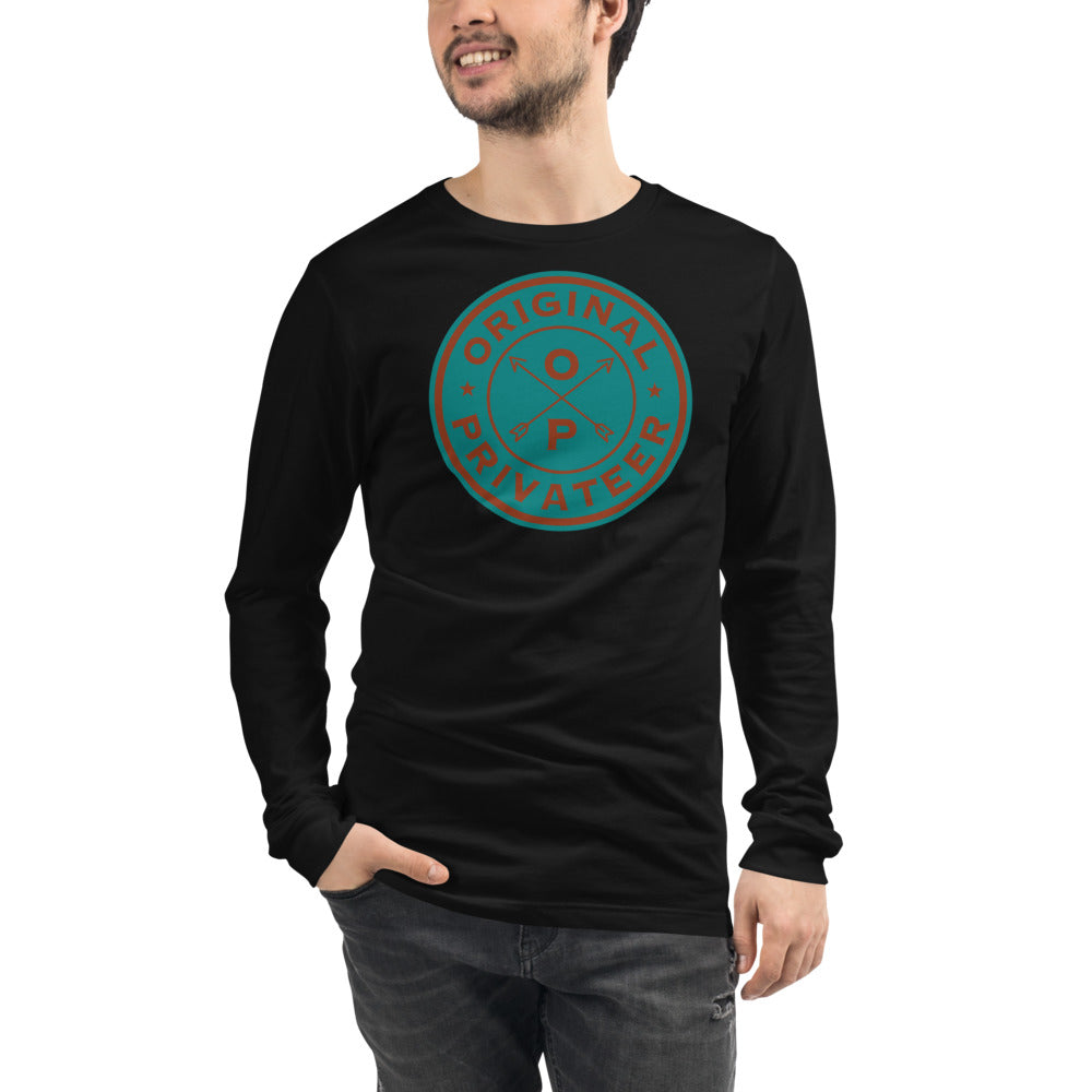 Seek Adventure Lifestyle Unisex Long Sleeve Tee