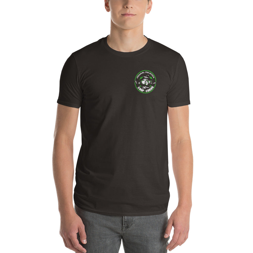 Original Privateer Chop Chaos - Short-Sleeve T-Shirt