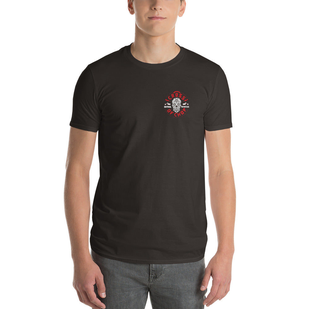 Original Privateer Cross of Chop - Short-Sleeve T-Shirt