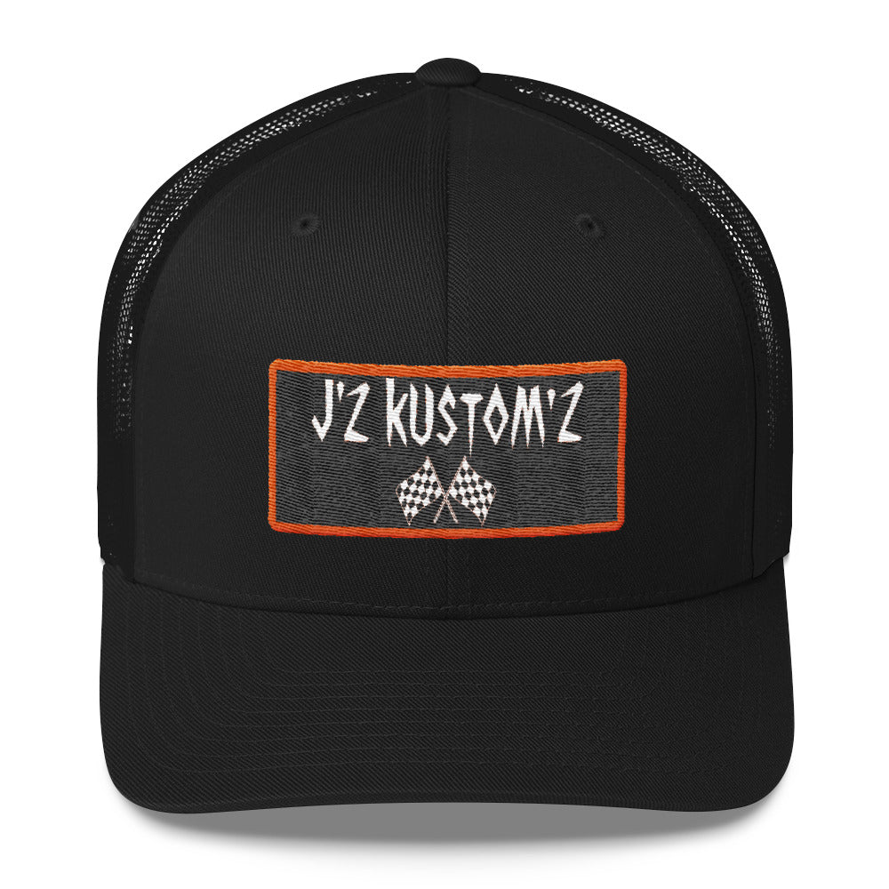 Dropped Lowered Square Body C10 Chevy Retro Trucker Cap