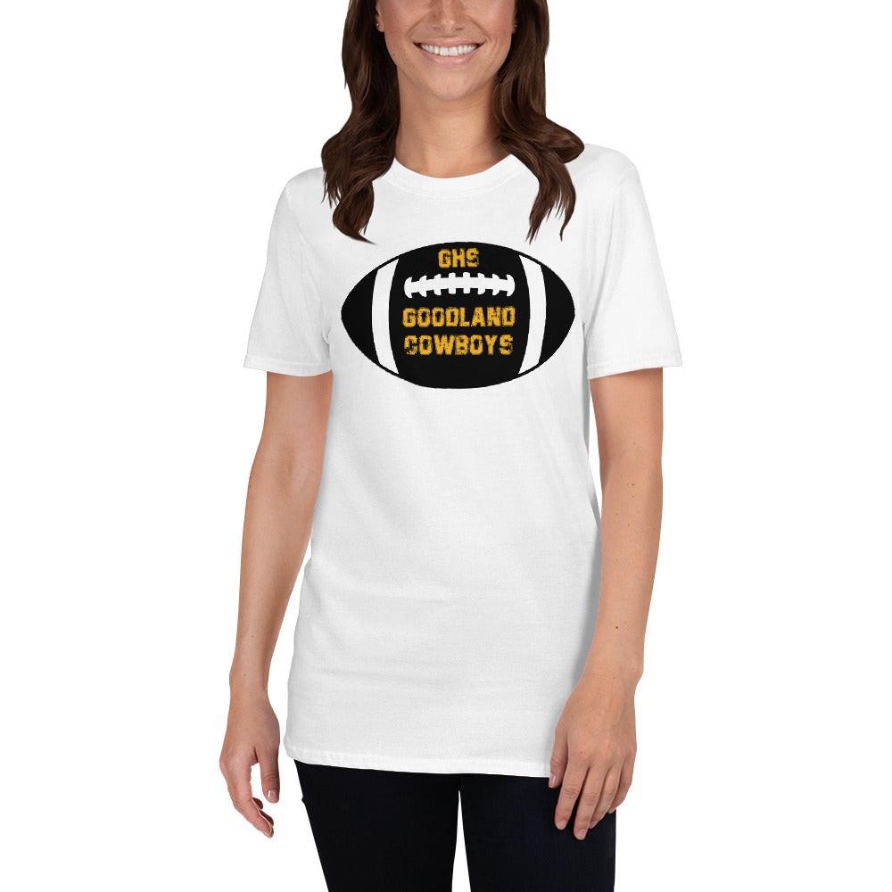 GHS Goodland Cowboy Football T-Shirt