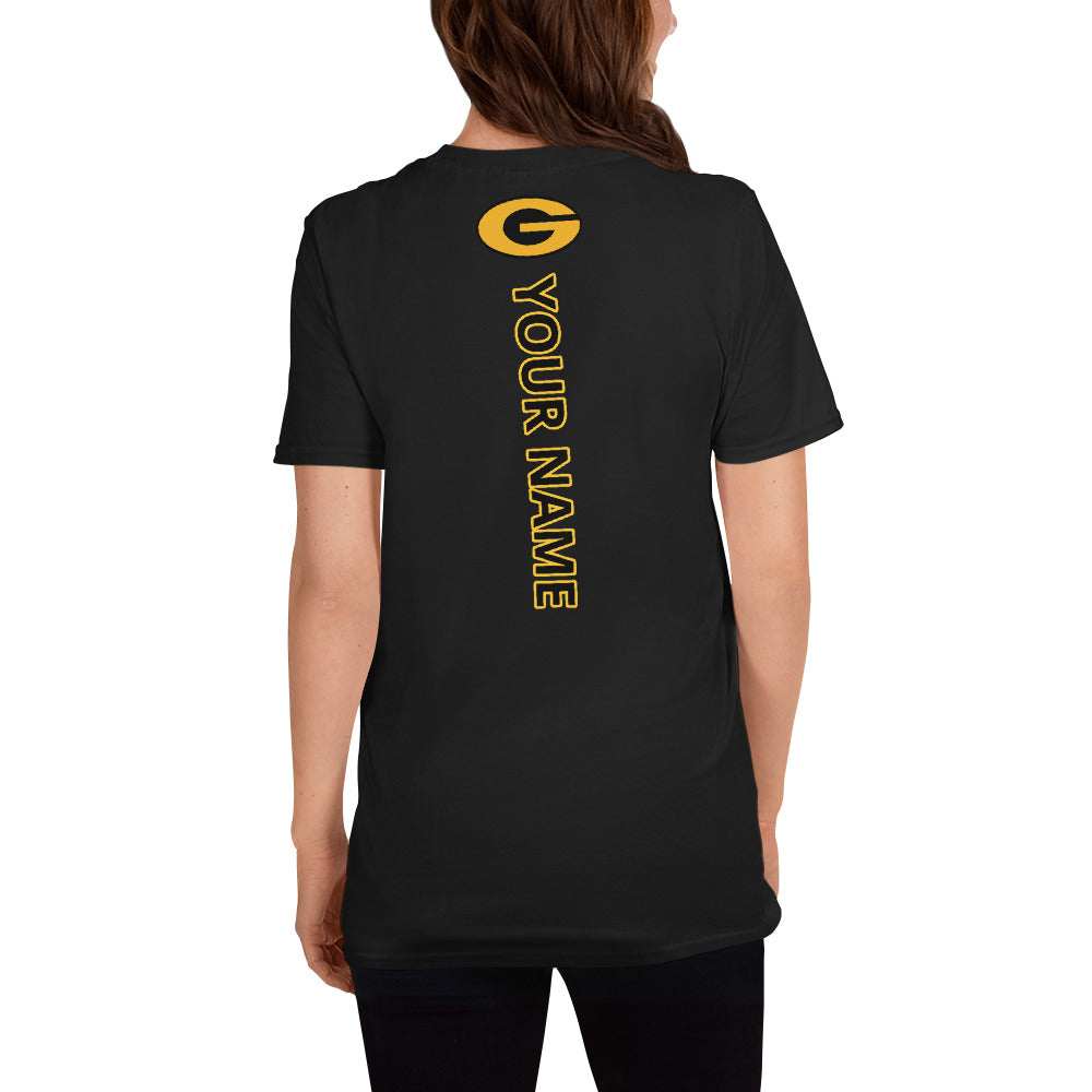 GHS Goodland Volleyball American Flag T-Shirt