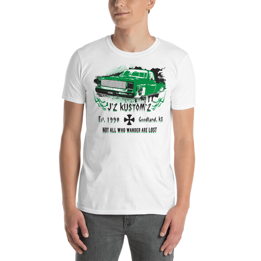 Dropped Lowered Square Body C10 Chevy T-Shirt