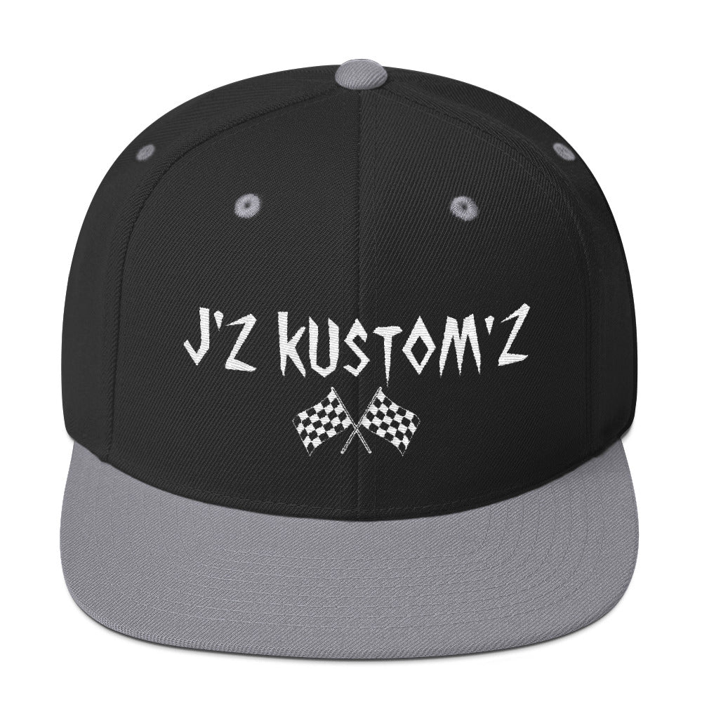 Square Body Chevys by J'z Kustom'z - Wool Blend Snapback