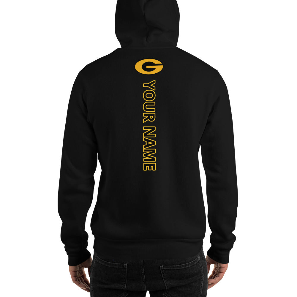 Goodland Cowboys Wrestling no excuses Hoodie