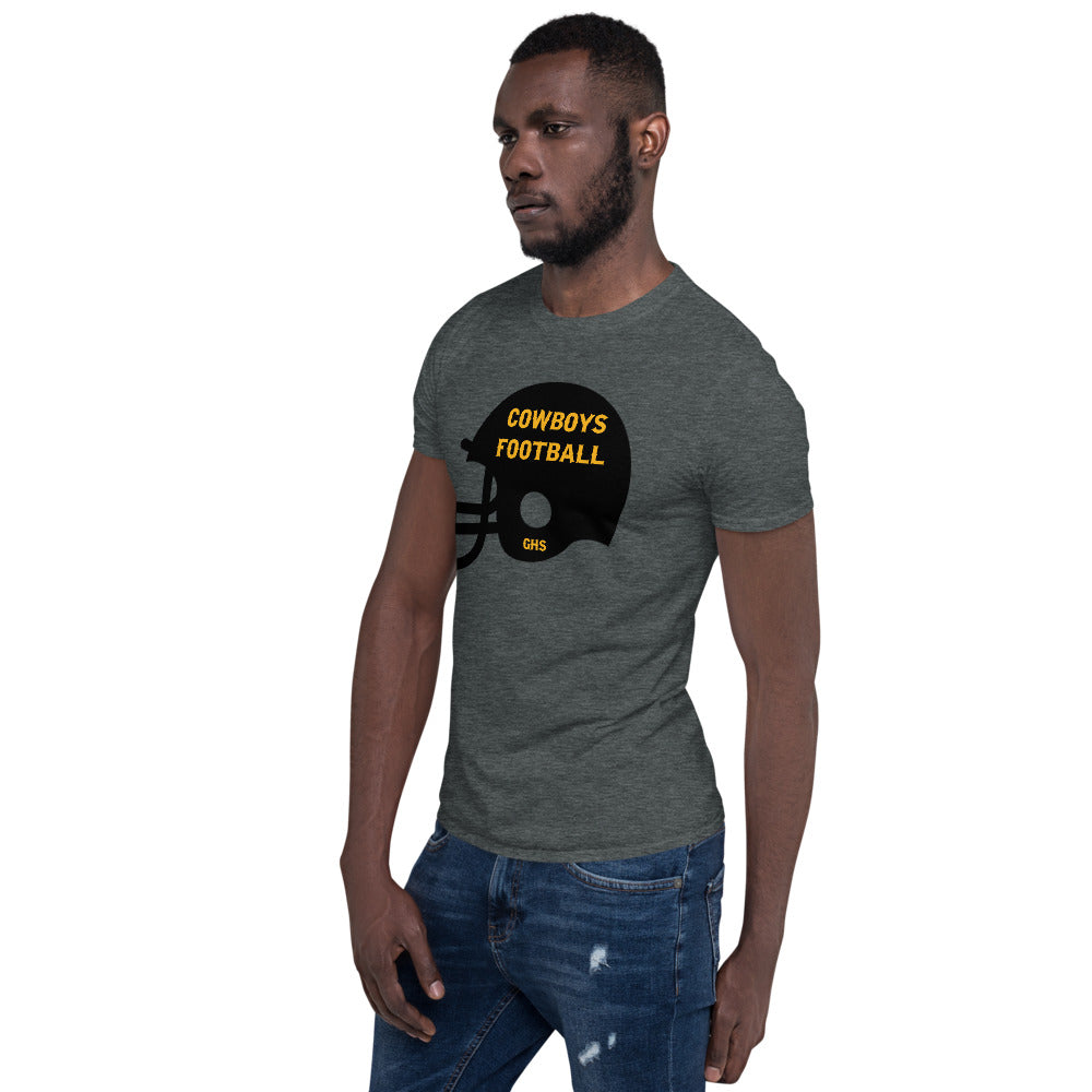 Goodland Cowboys Football GHS -T-Shirt