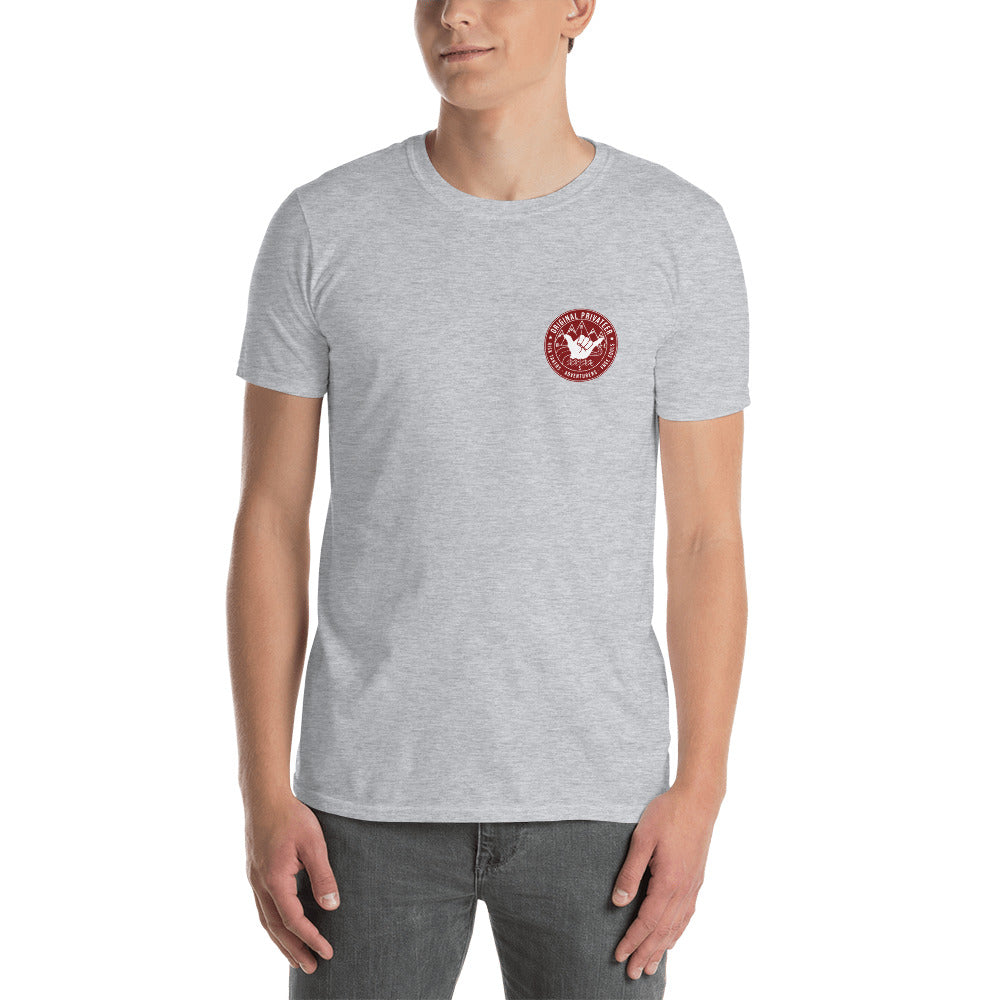 Surf Skate Moto Risk Taker Society Unisex T-Shirt