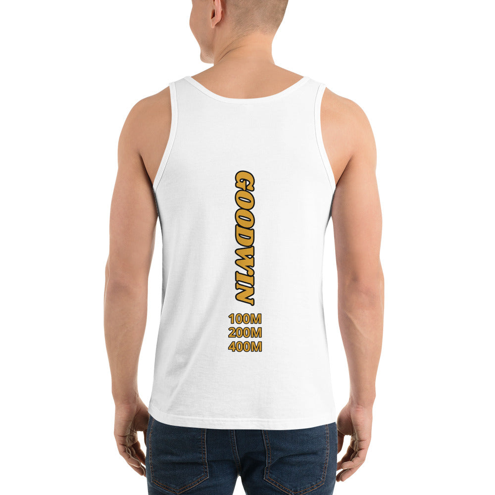 Goodland Sprinter Unisex Tank Top