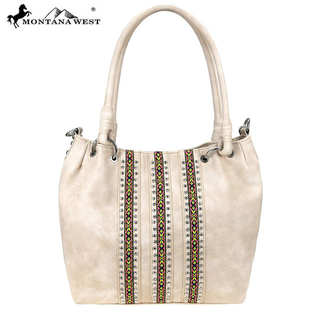 Montana West Aztec Collection Tote