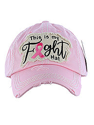 This Is My Fight Hat