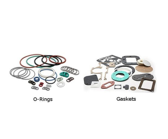 O-Rings, Gaskets