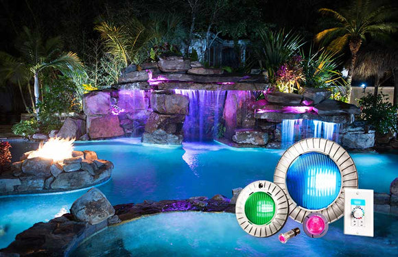 Pool and Spa Lights
