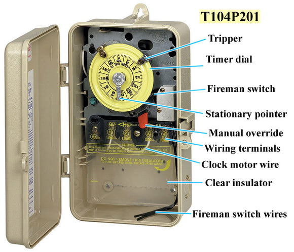 Timers & Parts