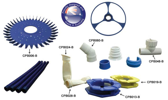 Automatic Pool Cleaners & Parts
