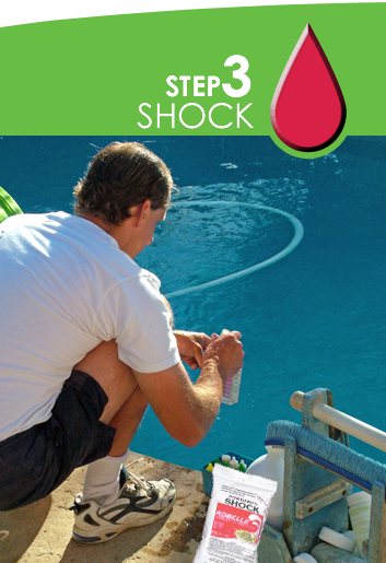 Pool and Spa Shock