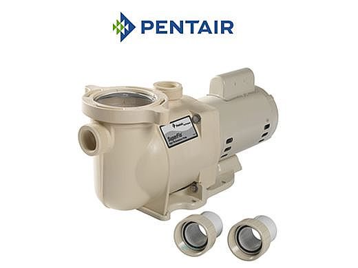 Pentair Super Flo 2 HP 2-Speed Pool Pump 340044 (LOCAL PICK UP AVAILABLE)