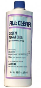 All-Clear Green Algaecide 32 Oz
