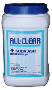 All Clear Spa Soda Ash 10LB