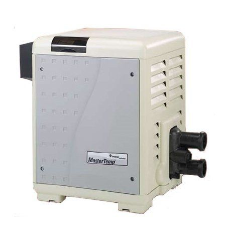 Pentair Mastertemp Heater 460730 200K BTU Natural Gas (LOCAL PICK UP AVAILABLE)