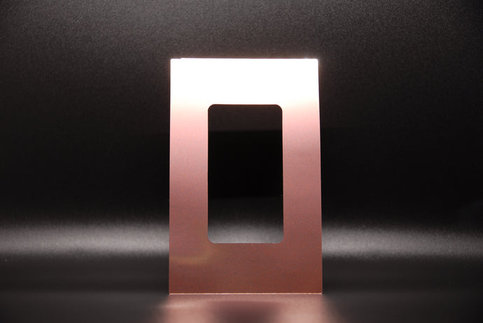 UC 50 Rose Gold Mirror