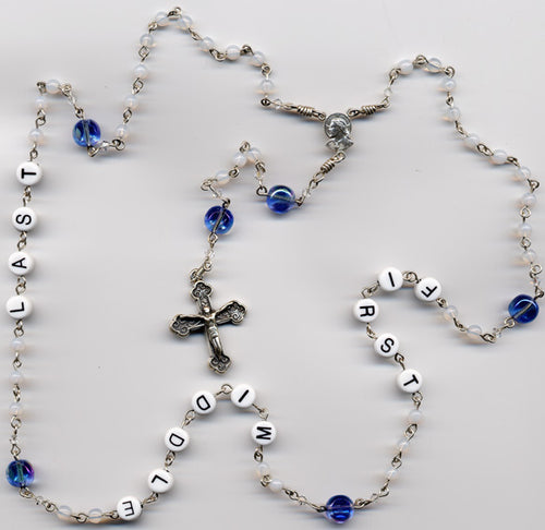 A Child's First Rosary Beads