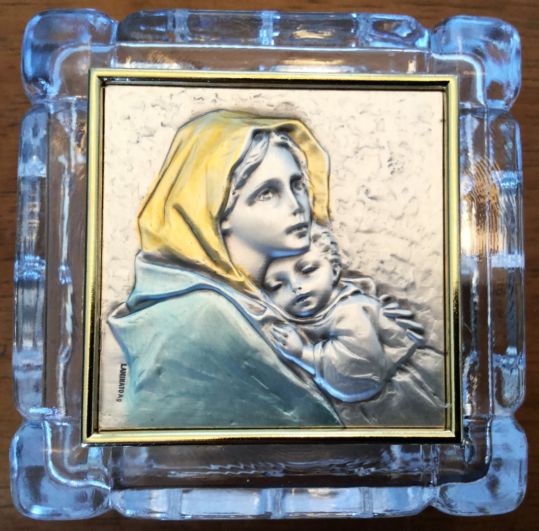 Our Lady of the Streets Rosary Box