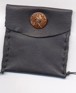 Leather Lambskin Rosary Case