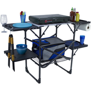 GCI 15026 Slim-Fold Cook Station (D)