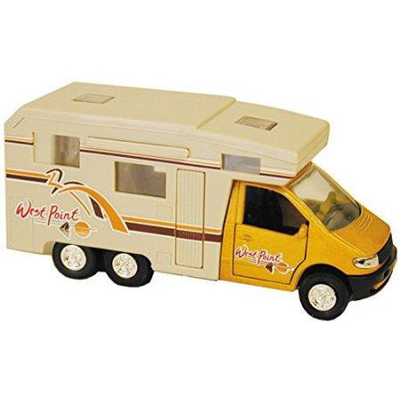 Prime Products 27-0005 Mini Motor Home w/Slide Out Awning ...