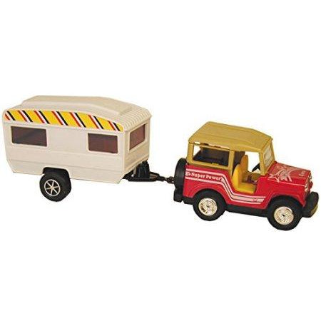 Prime Products 27-0010 Mini SUV & Trailer
