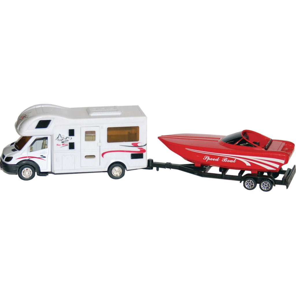 Prime Products 27-0027 Class C & Speed Boat Toy