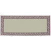 Mings Mark RC5 Burgundy/Beige Classical Mat