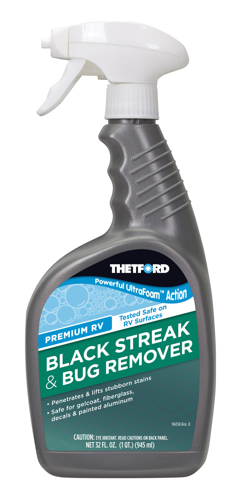 Thetford Premium RV Ultrafoam Black Streak and Bug Remover