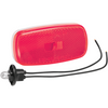 Bargman 34-59-001 Clearance Light #59 Red with White Base