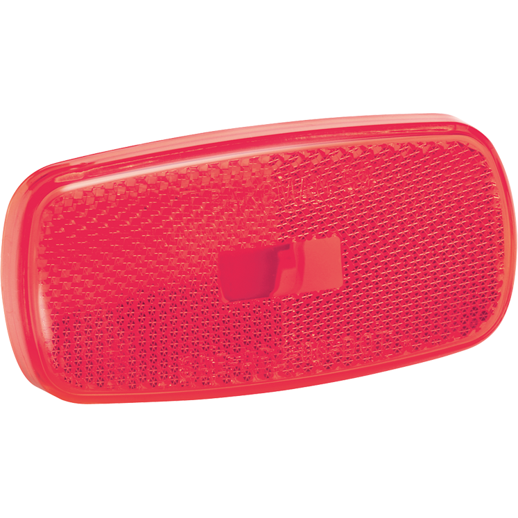 Bargman 34-59-010 Clearance Light Lens #59 Red