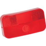 Bargman 34-92-012 Taillight Lens Red for #30-92-001 & 106