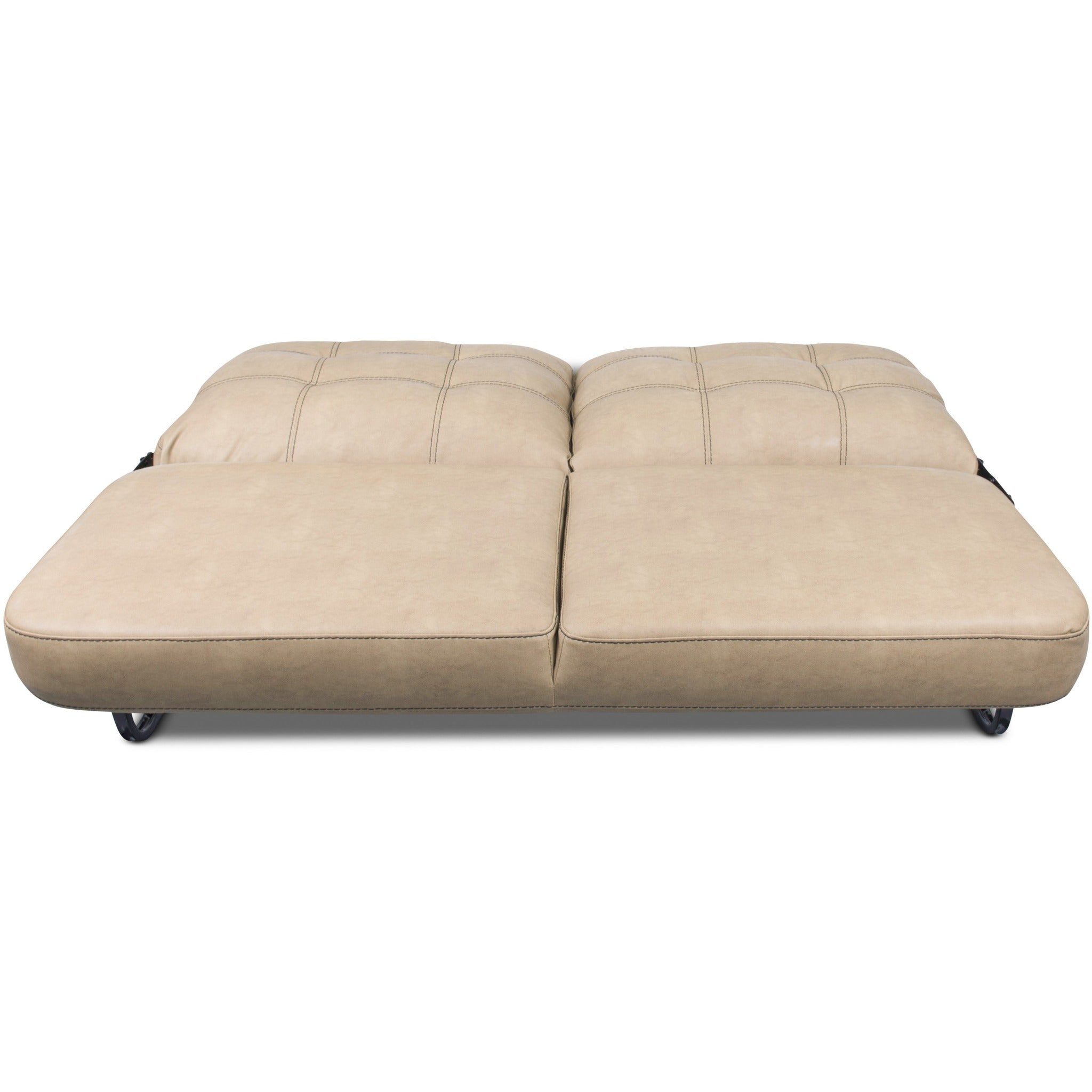 Pleasant Lippert 364578 62 Jack Knife Sofa In Beckham Tan Alphanode Cool Chair Designs And Ideas Alphanodeonline